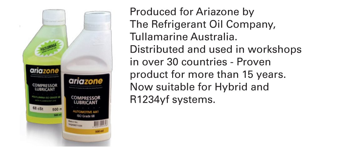 ariazone-compressor-lubricant